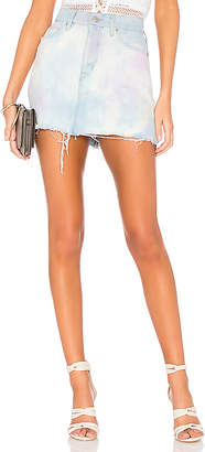 Hudson Jeans The Viper Mini Skirt