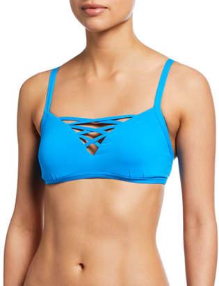 Seafolly Strappy Bralette Bikini Top