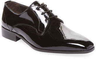 Walter Wall + Wall + Water Formal Patent Leather Dress Shoe