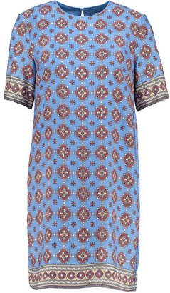 Warehouse Summer dress blue