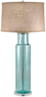 Elk Lighting 30In Recycled Glass Table Lamp