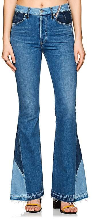 Jean Women's Janis High Rise Flare Jeans