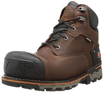 Timberland Men's 6 Inch Boondock Comp Toe Waterproof Insulated Industrial Work Boot
