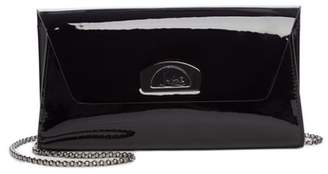 Christian Louboutin Vero Dodat Patent Leather Clutch