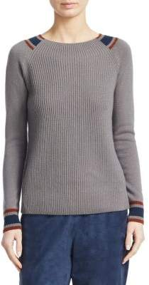 Loro Piana Girocollo Painswik Sweater