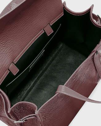 Calvin Klein East West Shiny Deer Tote Bag
