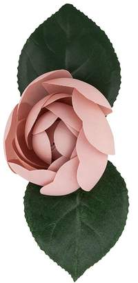 Chanel Pre-Owned 2000's rose brooch