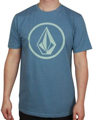 Volcom T-Shirt ~ Circle Stone Heather