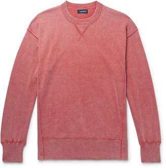 J.Crew Melange Cotton Sweatshirt