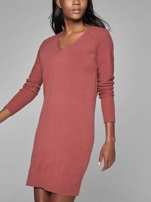 Athleta Cloud Sweater Dress