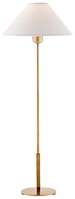 Visual Comfort & Co. Hackney Tall Table Lamp - Antiqued Brass
