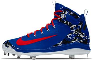 Nike Alpha Huarache Elite Mid iD Baseball Cleat