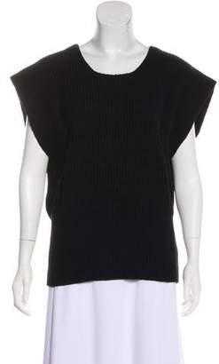 Chloé Oversize Cashmere Top