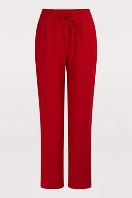 RED Valentino Draped pants
