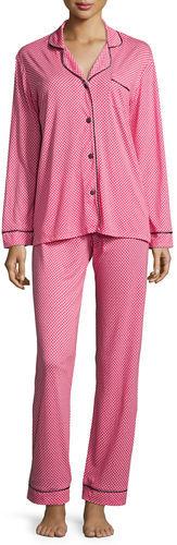 CosabellaCosabella Bella Printed Jersey Pajama Set