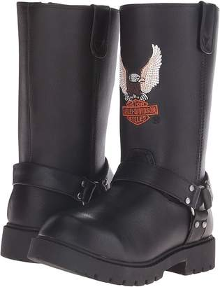 Harley-Davidson Harness Pull-on Boots