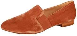 Pelle Moda Blush Velvet Loafer