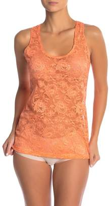 Cosabella Never Say Never Racerback Lace Tank Top