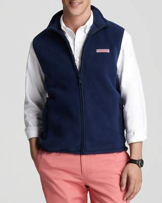 Vineyard Vines Fleece Harbor Vest