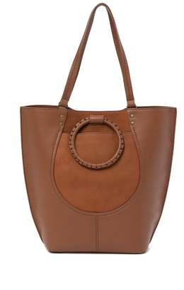 Lucky Brand Leta Leather Tote Bag