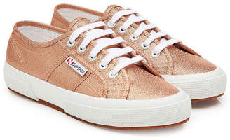 Superga 2750 Lamew Metallic Sneakers