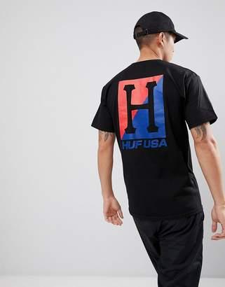 HUF Stadium T-Shirt With Large Back Print
