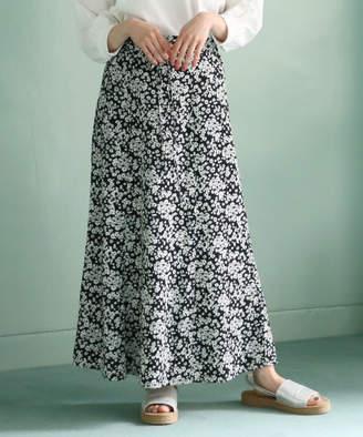 Heather (ヘザー) - タンショクコバナロングスカート