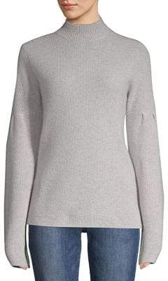Lord & Taylor Long-Sleeve Cashmere Sweater
