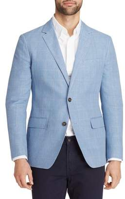 Bonobos Slim Fit Cotton & Linen Unconstructed Blazer