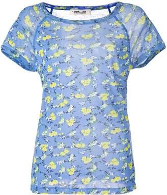 Diane von Furstenberg Elleana mesh T-Shirt