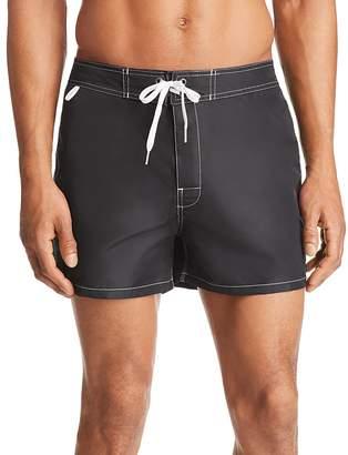 Sundek Solid Low Rise Board Shorts