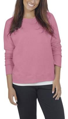 Fruit of the Loom Womens Essentials French Terry Sweatshirt