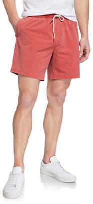 Deus Men's Sandbar Solid Board Shorts