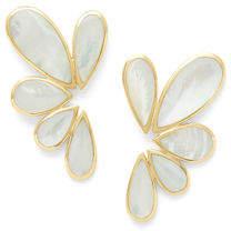Ippolita 18K Polished Rock Candy Multi-Pear Earrings