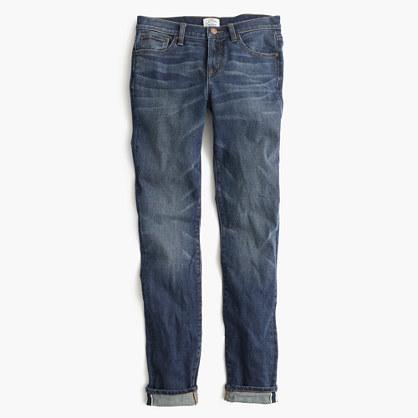 J.CrewToothpick selvedge jean in McHenry wash