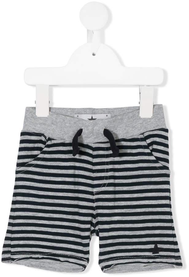 Macchia J Kids striped shorts