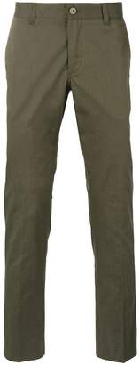 Moncler slim chino trousers