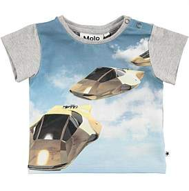 Molo Baby Boy Tshirt (3 Months-2 Years)