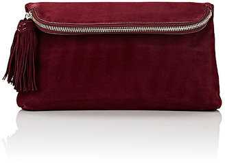 Barneys New York Women's Foldover Pouch $175 thestylecure.com