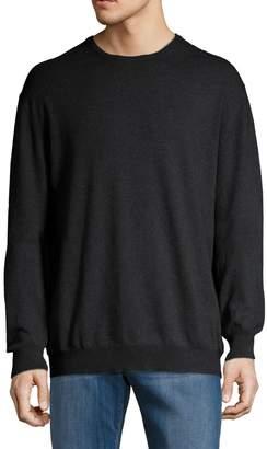 Gran Sasso Crewneck Wool Sweater