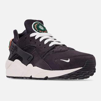 Nike Men's Huarache Run Premium Casual Shoes
