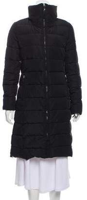 Calvin Klein Knee-Length Down Coat