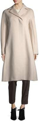Narciso Rodriguez Women's Long Wool & Cashmere Coat