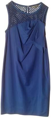 Georges Rech Blue Cotton Dresses