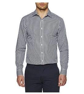Ben Sherman Gingham Check Formal Slim Fit (Kings) Shirt