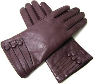 EMPORIUM LEATHER Ladies Real Leather Gloves