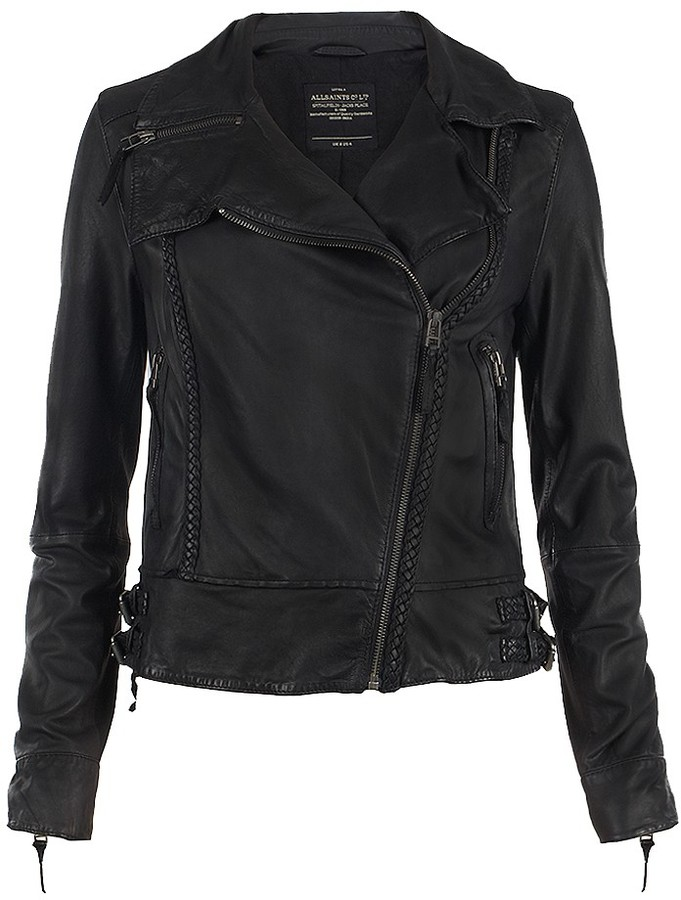Herero Leather Jacket