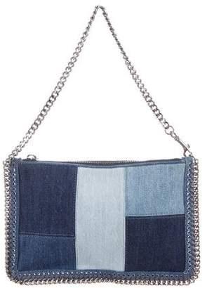 Stella McCartney Falabella Denim Shoulder Bag