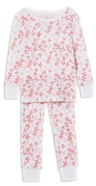 Aden and Anais Girls' Floral Pajama Set - Baby