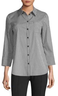 Lafayette 148 New York Paget Blouse